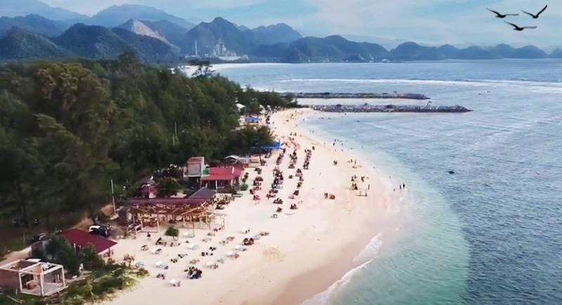 Pantai Lhoknga Aceh