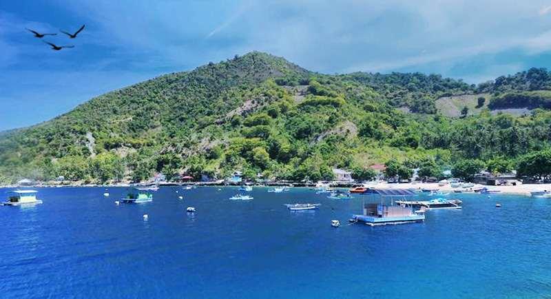 Pantai Olele Gorontalo