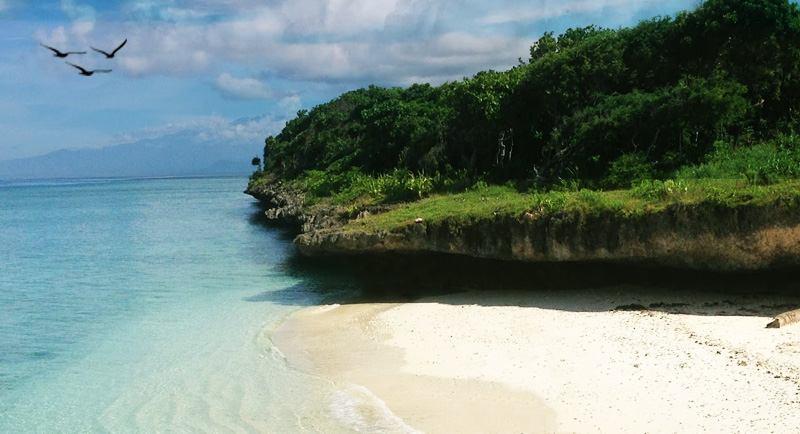 Pantai Pantai Pabadilang Pulau Selayar