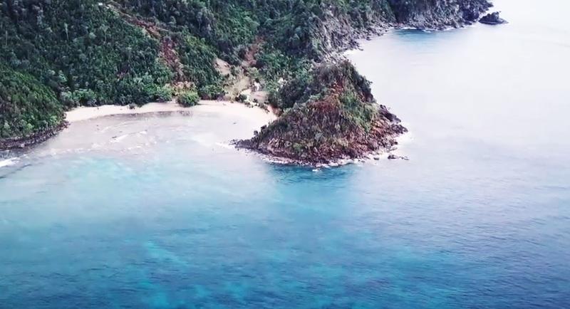 Pantai Pasir 6 Angkasa Jayapura