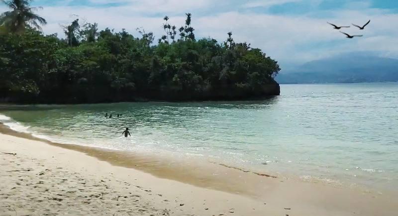 Pantai Pasir Dua Jayapura