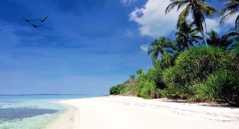 Pantai Pulau Cemara Karimunjawa