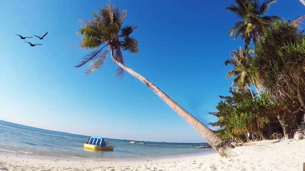Pantai Pulau Cemara