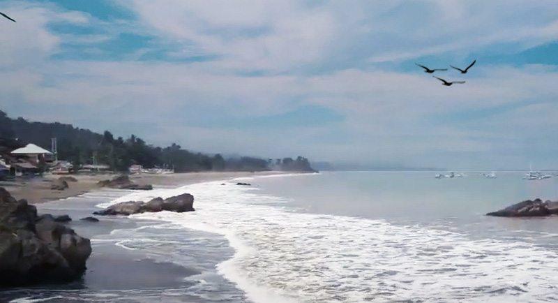 Pantai Sibangban Cisolok