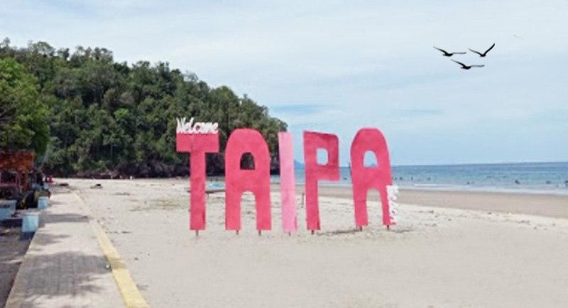 Pantai Taipa Konawe Utara
