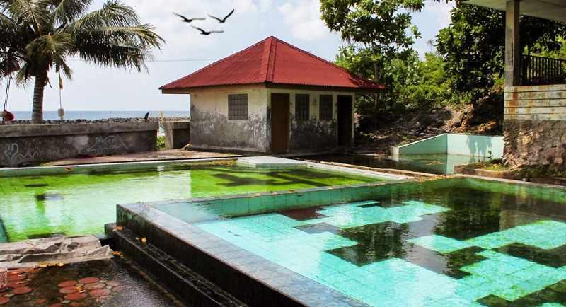 Pemandian Air Panas Pantai Jaboi Sabang