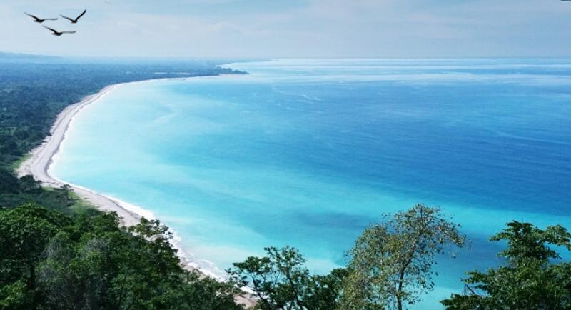 Rute Pantai Kolbano Ntt