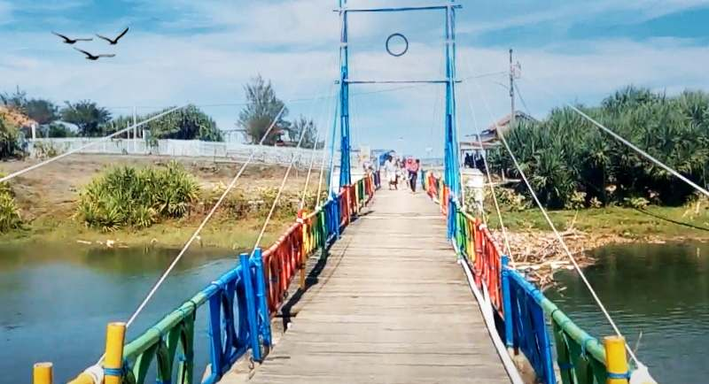 Rute Pantai Pasir Puncu