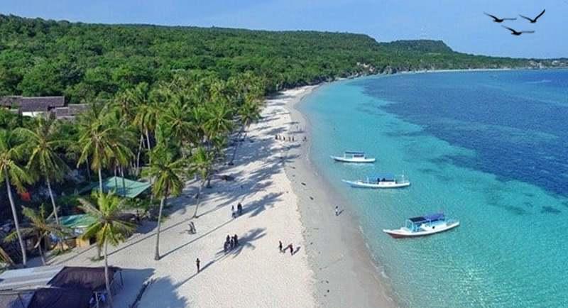 Rute Pantai Tanjung Bira