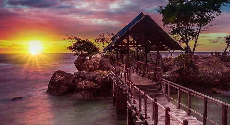 Sunset Di Pantai Tanjung Bira