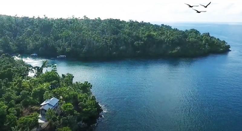 Teluk Di Pantai Sulamahada