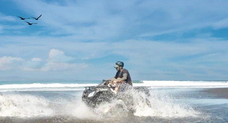 Wahana Di Pantai Bintang Galesong