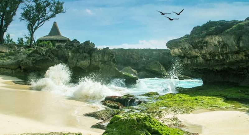 Water Blow Pantai Mandorak