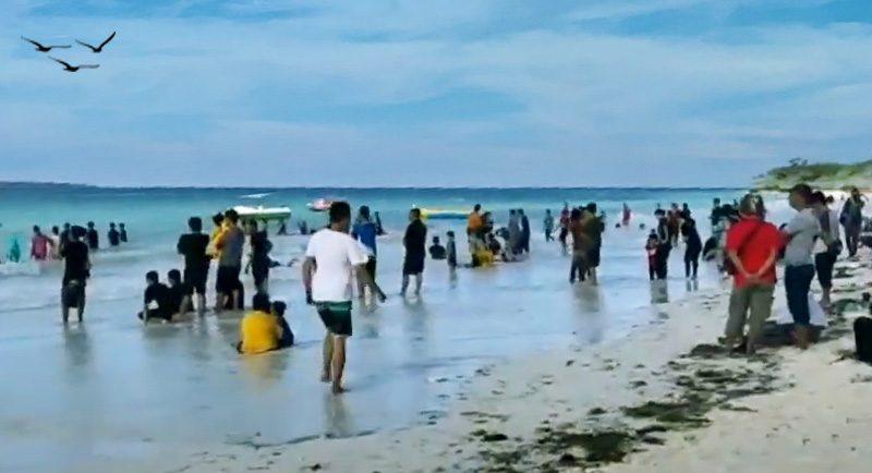 Wisata Pantai Bara Bulukamba