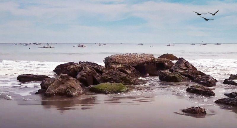 Wisata Pantai Cibangban Cisolok