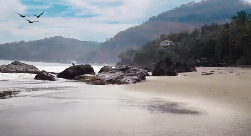 Wisata Pantai Cibangban Sukabumi