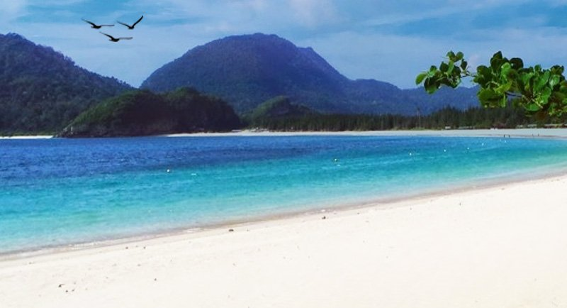 Wisata Pantai Jaboi Sabang Aceh