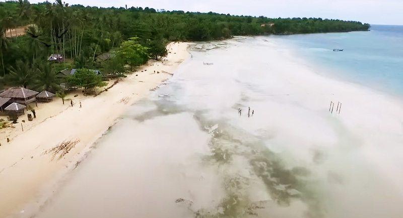 Wisata Pantai Kaluku