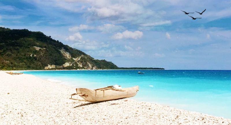Wisata Pantai Kolbano