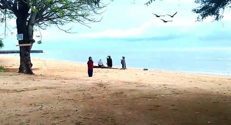 Wisata Pantai Kurenai