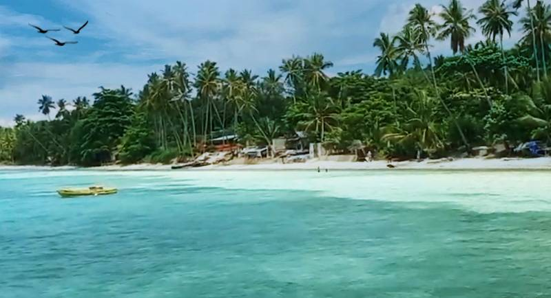 Wisata Pantai Lakeba Baubau
