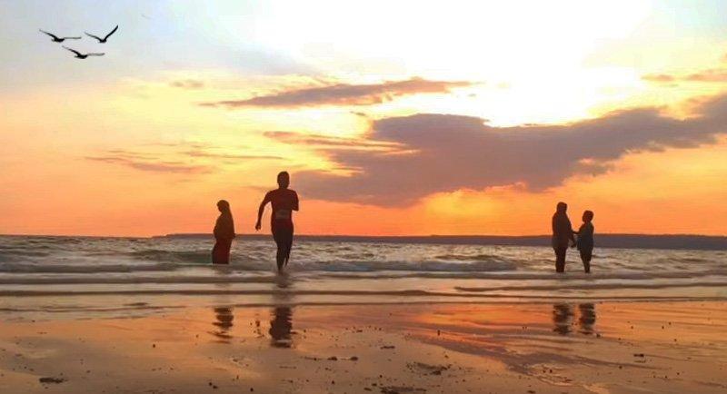 Wisata Pantai Nirwana Buton