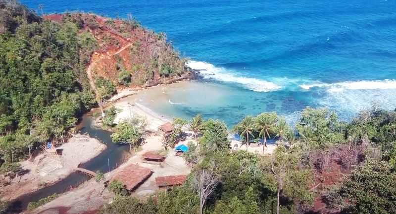 Wisata Pantai Pasir 6 Angkasa