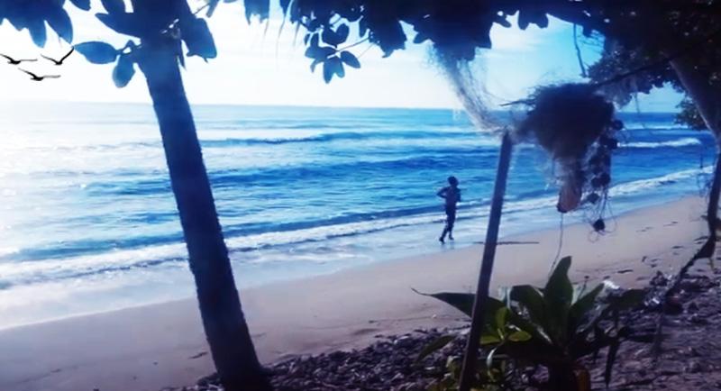 Wisata Pantai Pasir Dua Jayapura