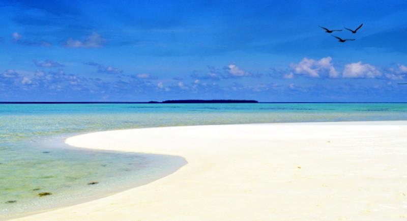 Wisata Pantai Pulau Geleang