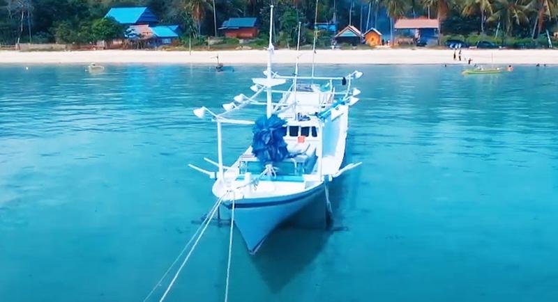 Wisata Pantai Samboang Bulukamba