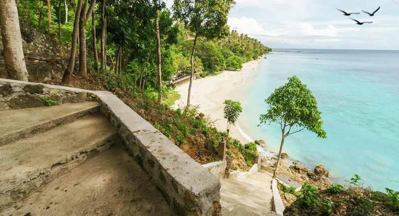 Wisata Pantai Sumur Tiga Aceh