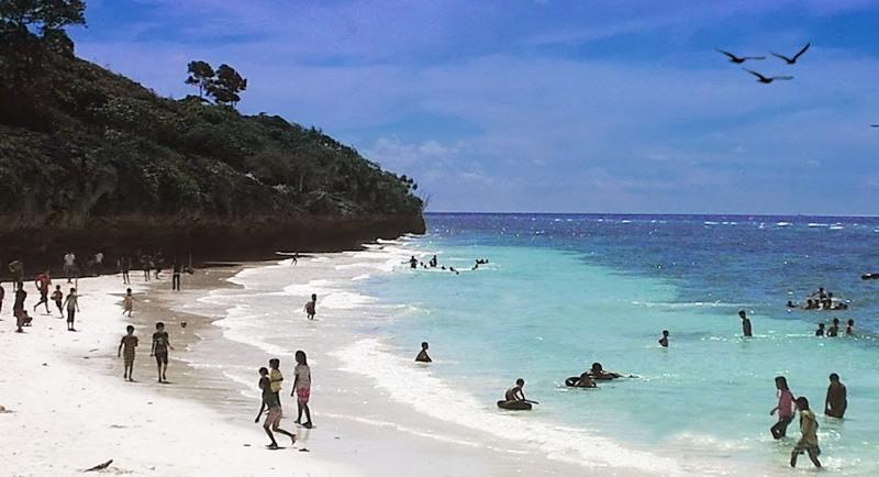 Wisata Di Pantai Pabadilang