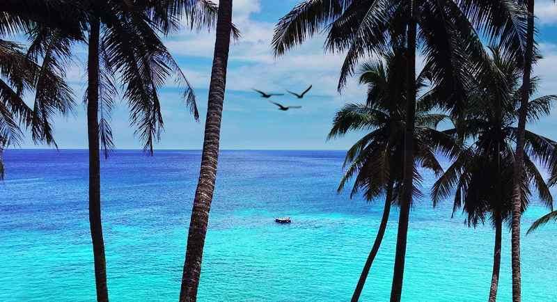 Pantai Tapak Gajah Aceh