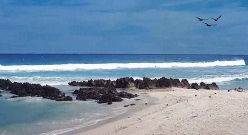 Wisata Pantai Tapak Gajah Aceh