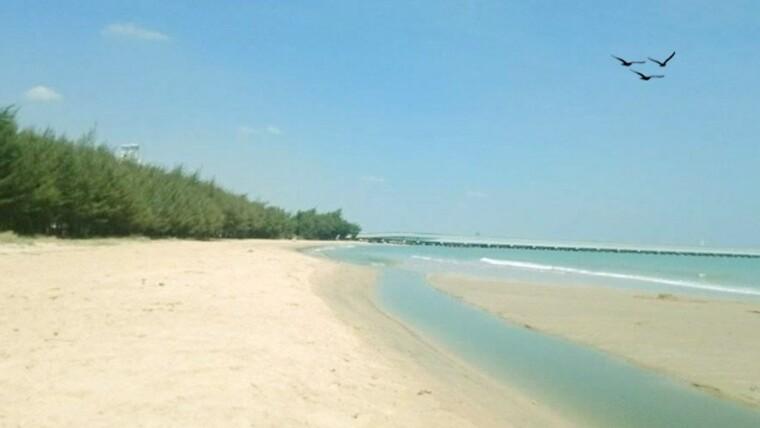 Pantai Semilir Di Tuban