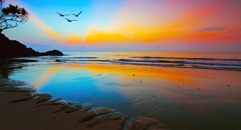 Wisata Pantai Sowan Tuban